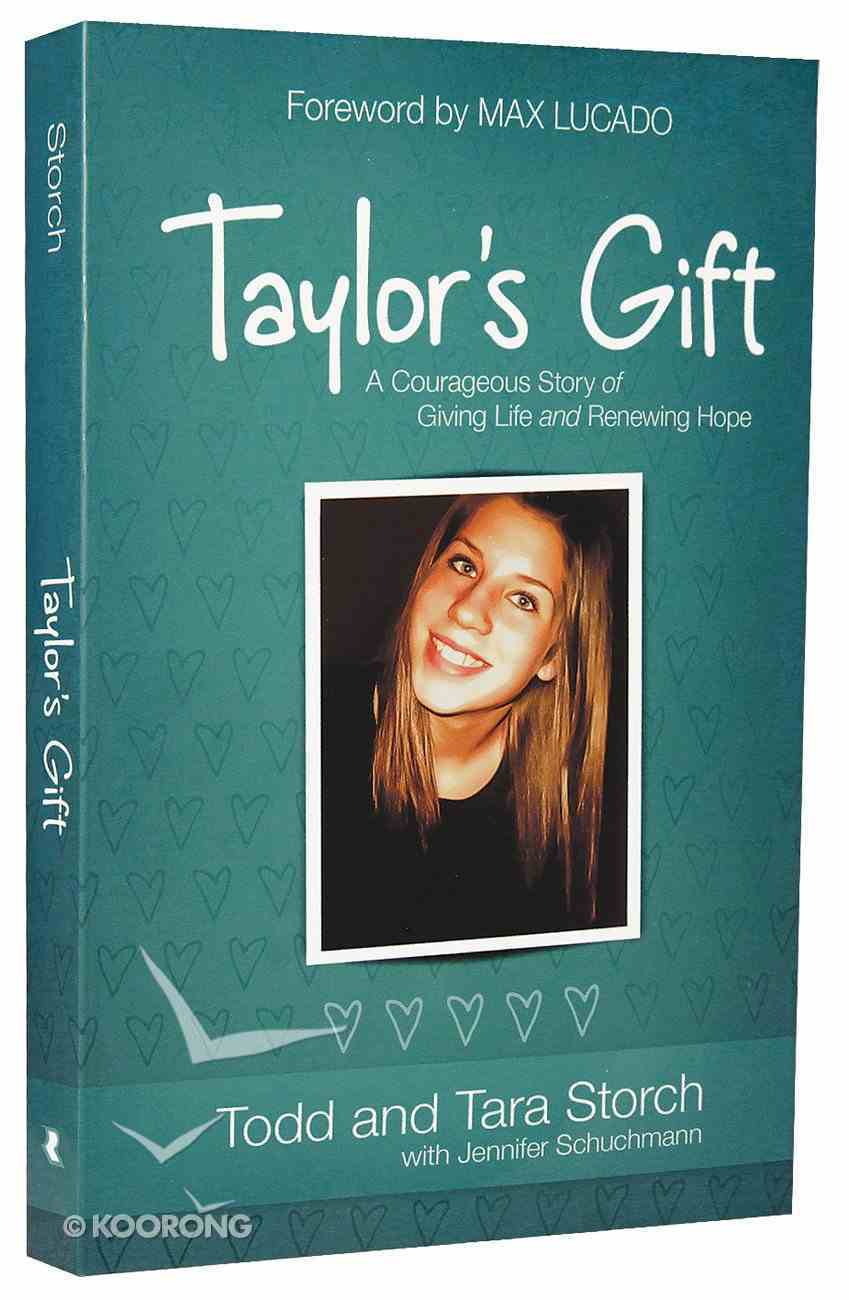Taylor's Gift Paperback