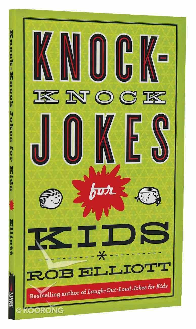 Knock-Knock Jokes For Kids Mass Market