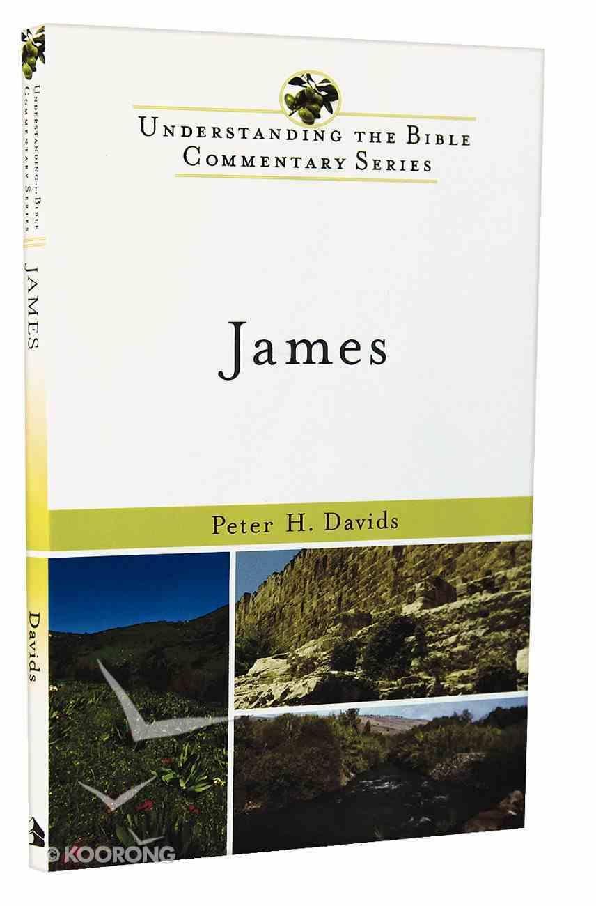 James (Understanding The Bible Commentary Series) Paperback