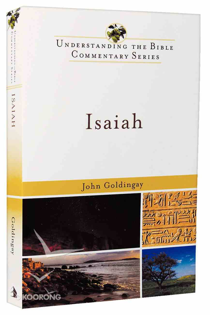 Isaiah (Understanding The Bible Commentary Series) Paperback