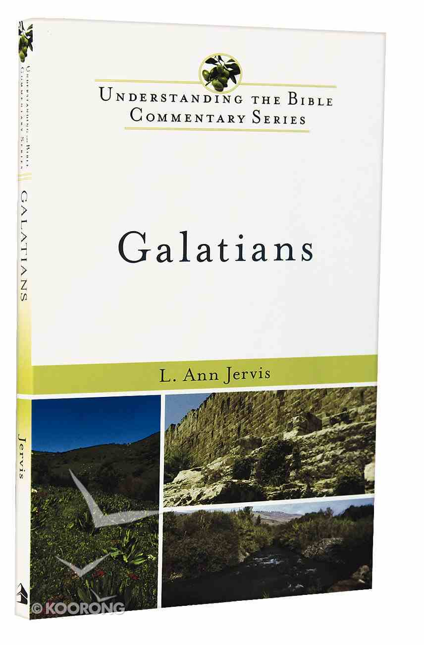 Galatians (Understanding The Bible Commentary Series) Paperback