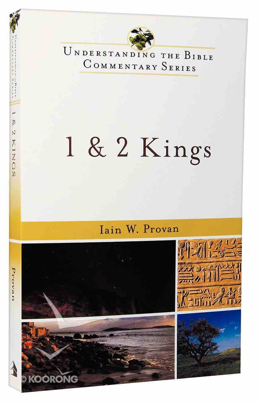 1 and 2 Kings (Understanding The Bible Commentary Series) Paperback