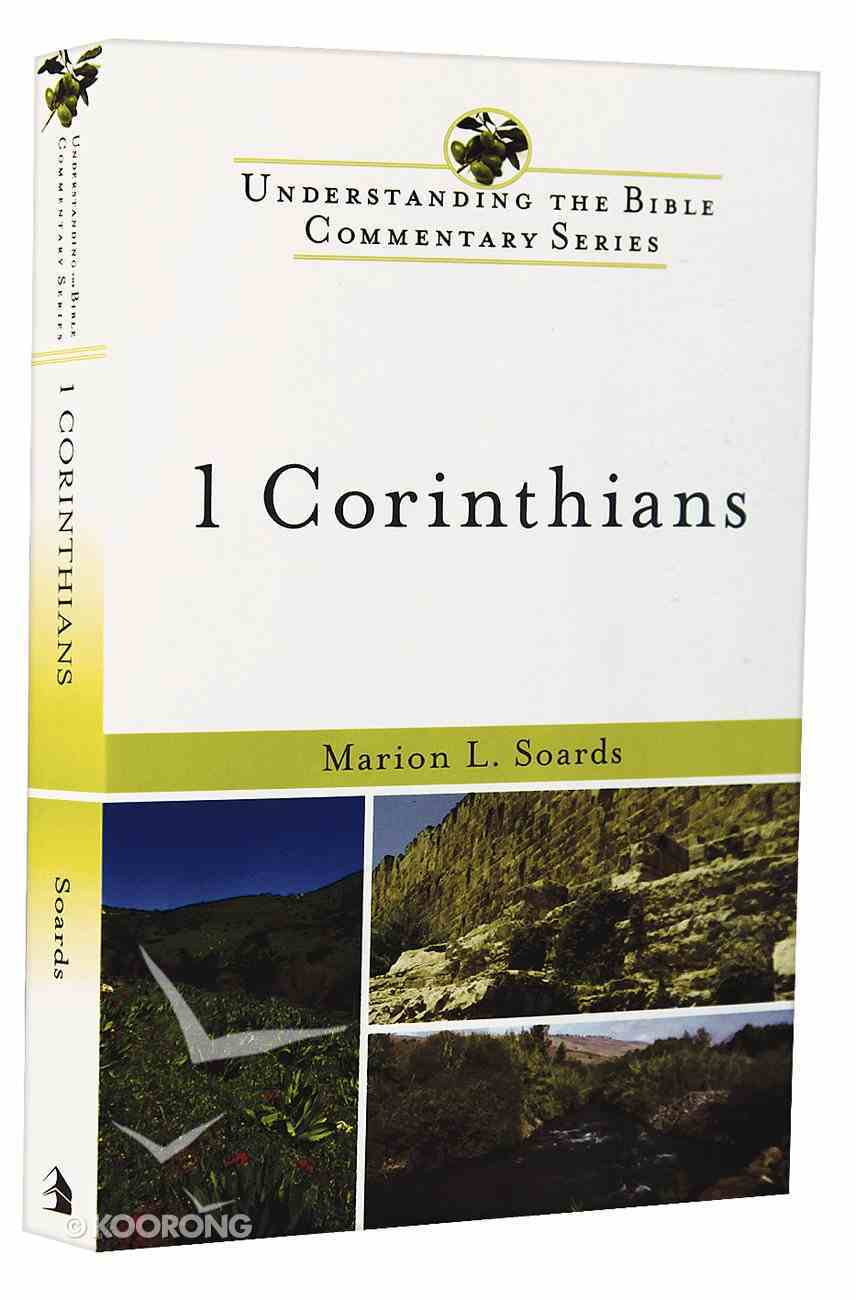 1 Corinthians (Understanding The Bible Commentary Series) Paperback