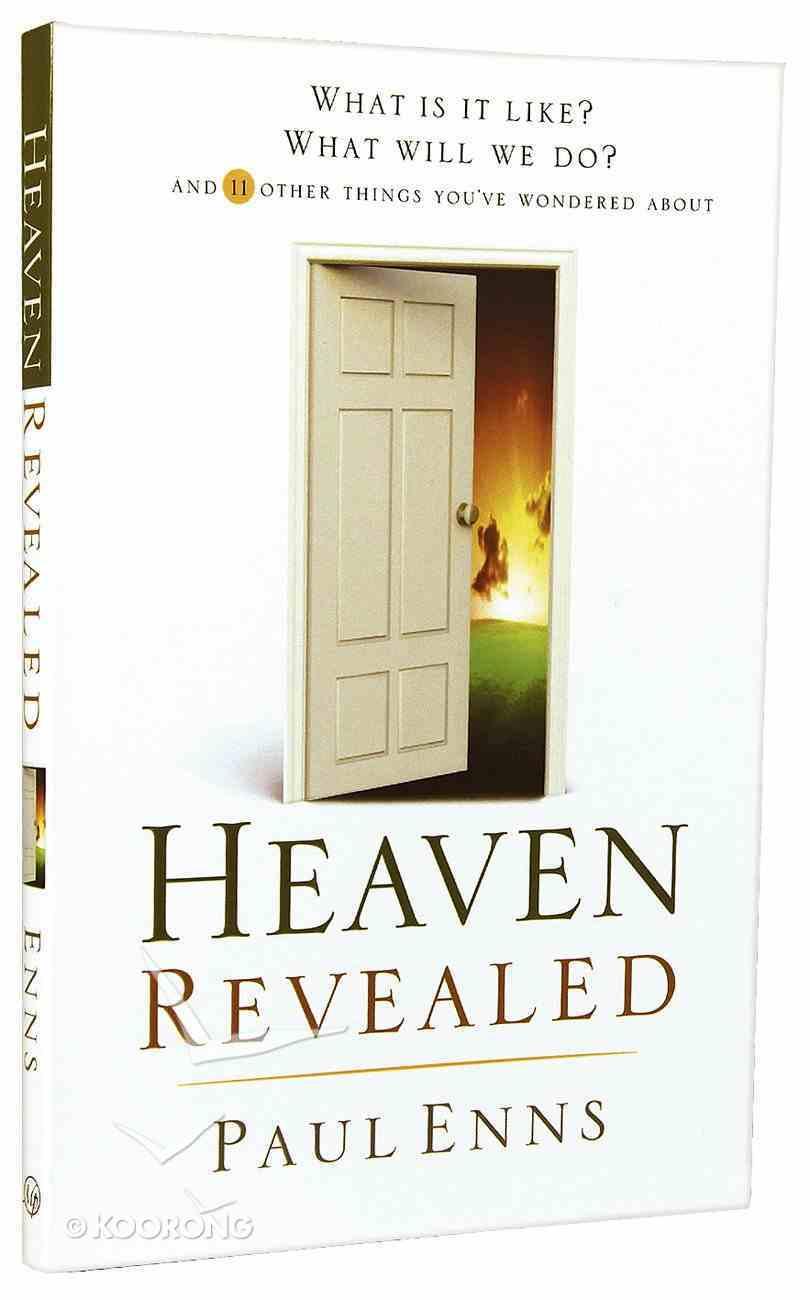 Heaven Revealed Paperback