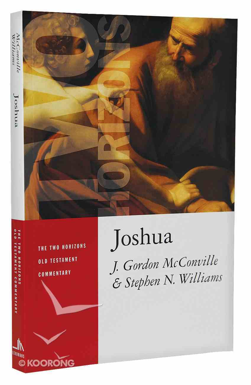 Joshua (Two Horizons Old Testament Commentary Series) Paperback