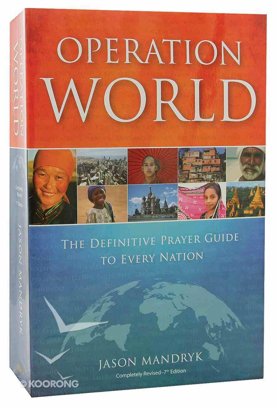 Operation World (7th Edition) (2010 Edition) Paperback