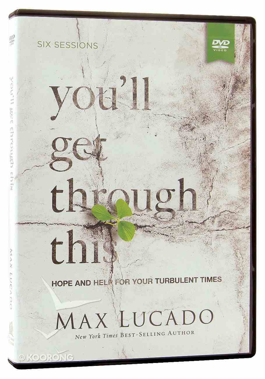 You'll Get Through This (Dvd) DVD