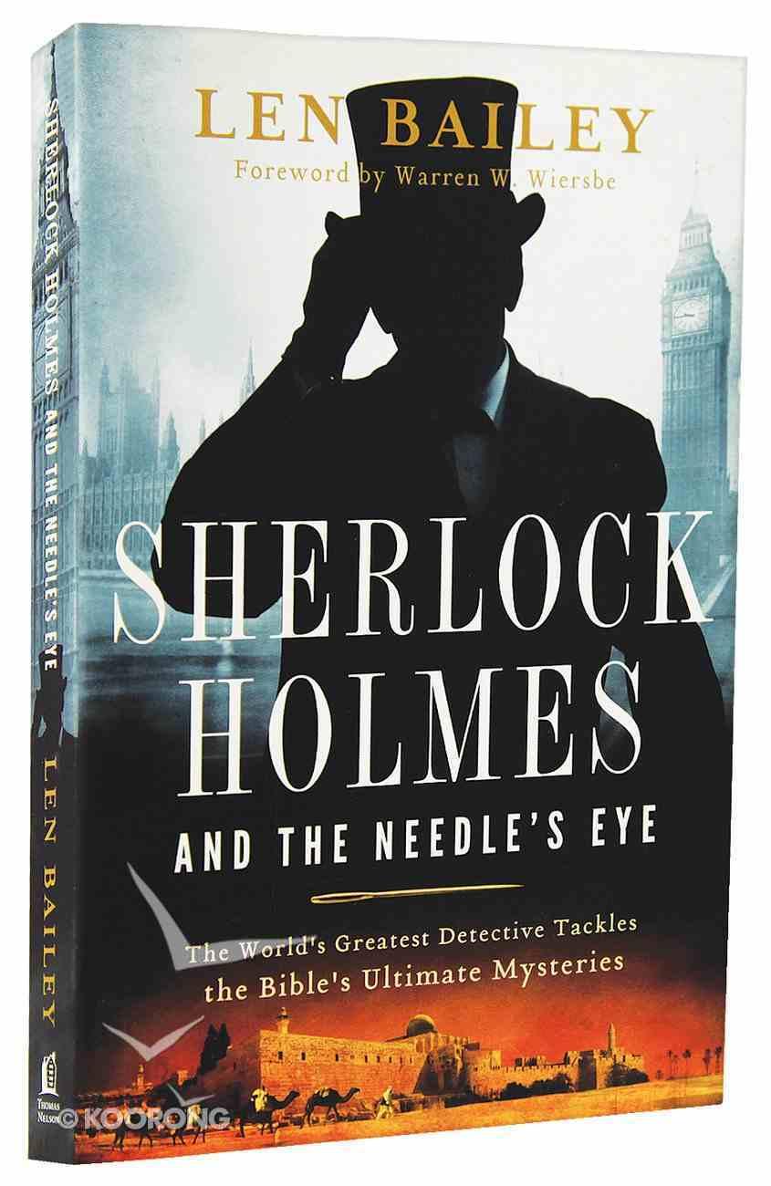 Sherlock Holmes and the Needle's Eye Paperback