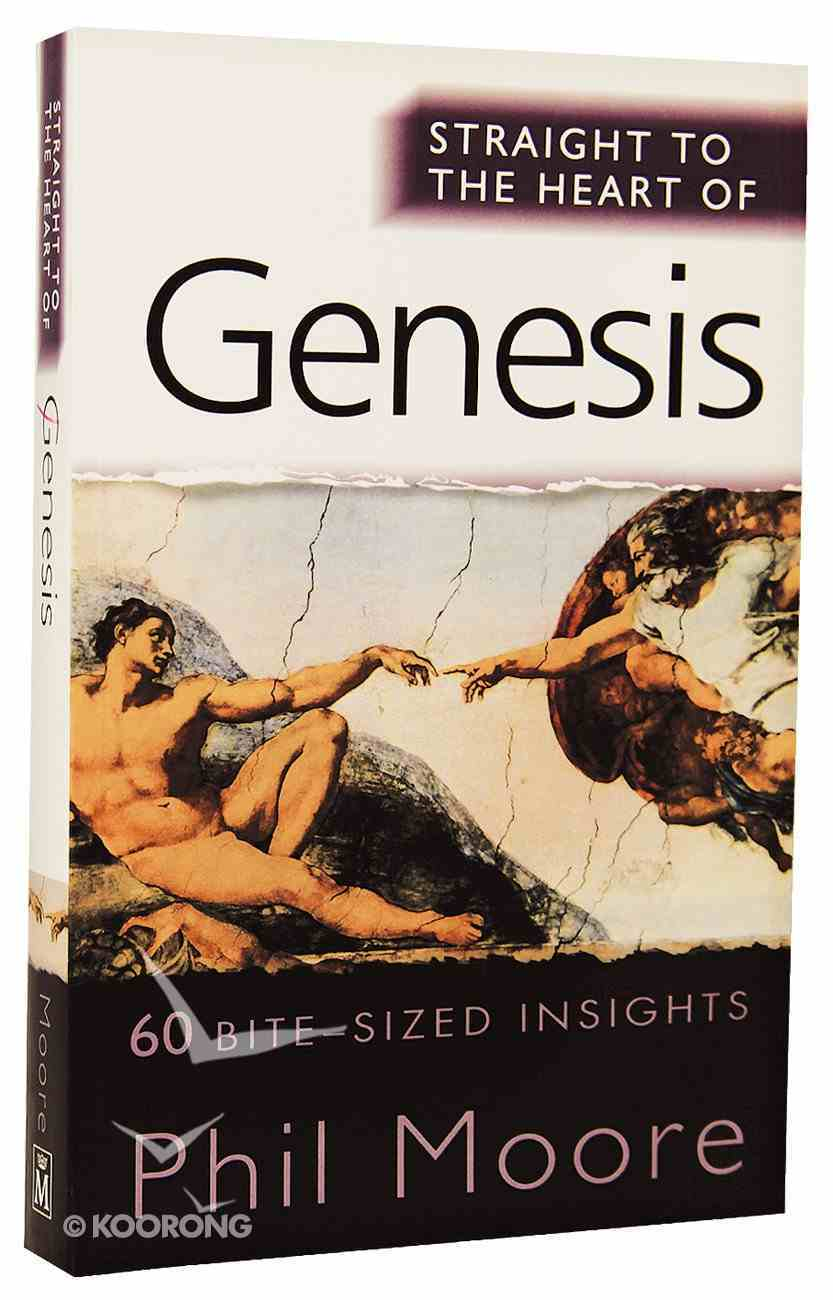 Genesis (Straight To The Heart Of Series) Paperback