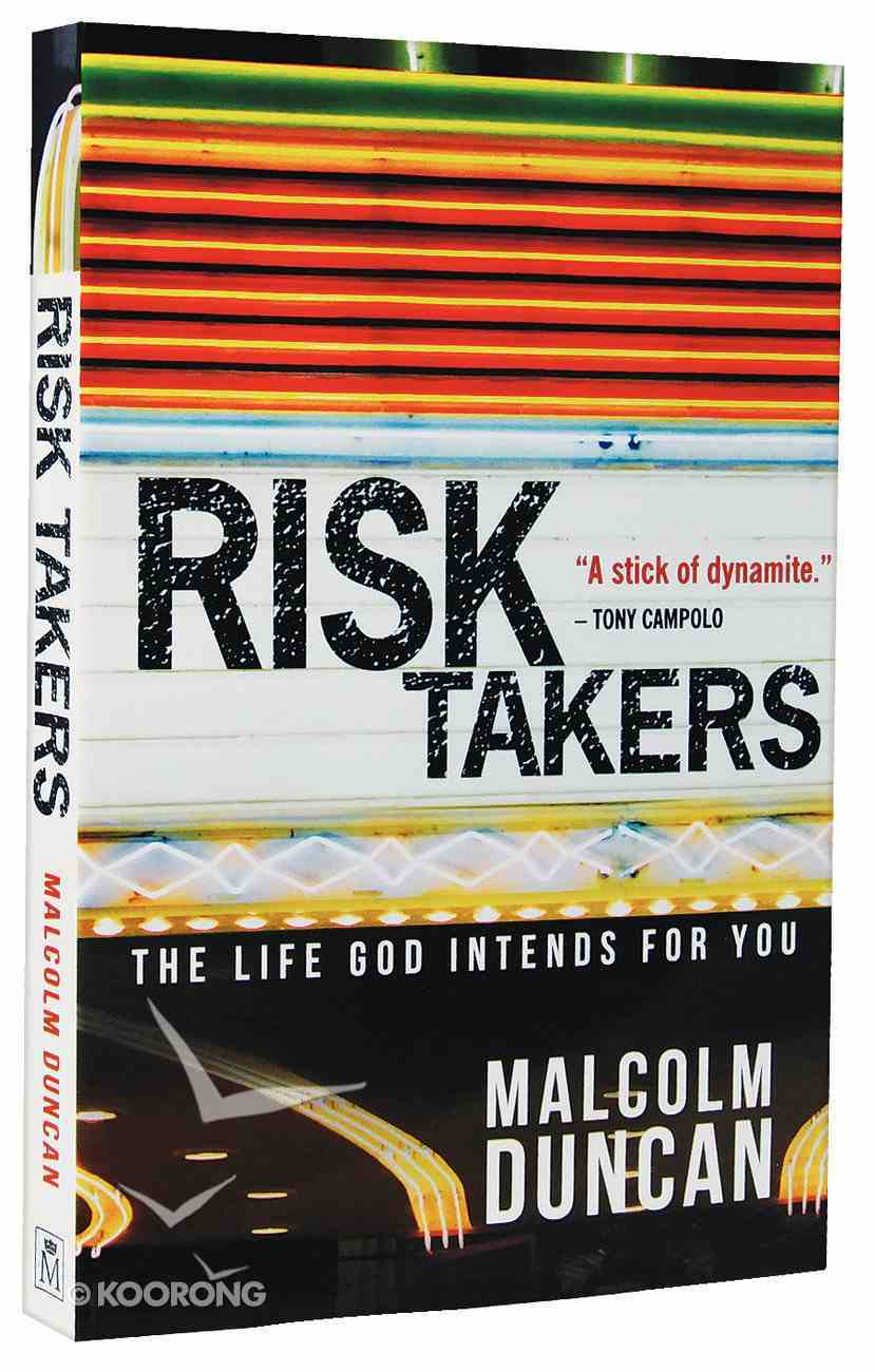 Risk Takers Paperback