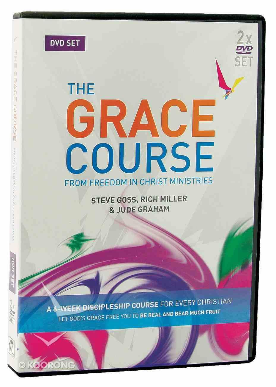 The Grace Course (DVD X 2) (The Grace Course) DVD