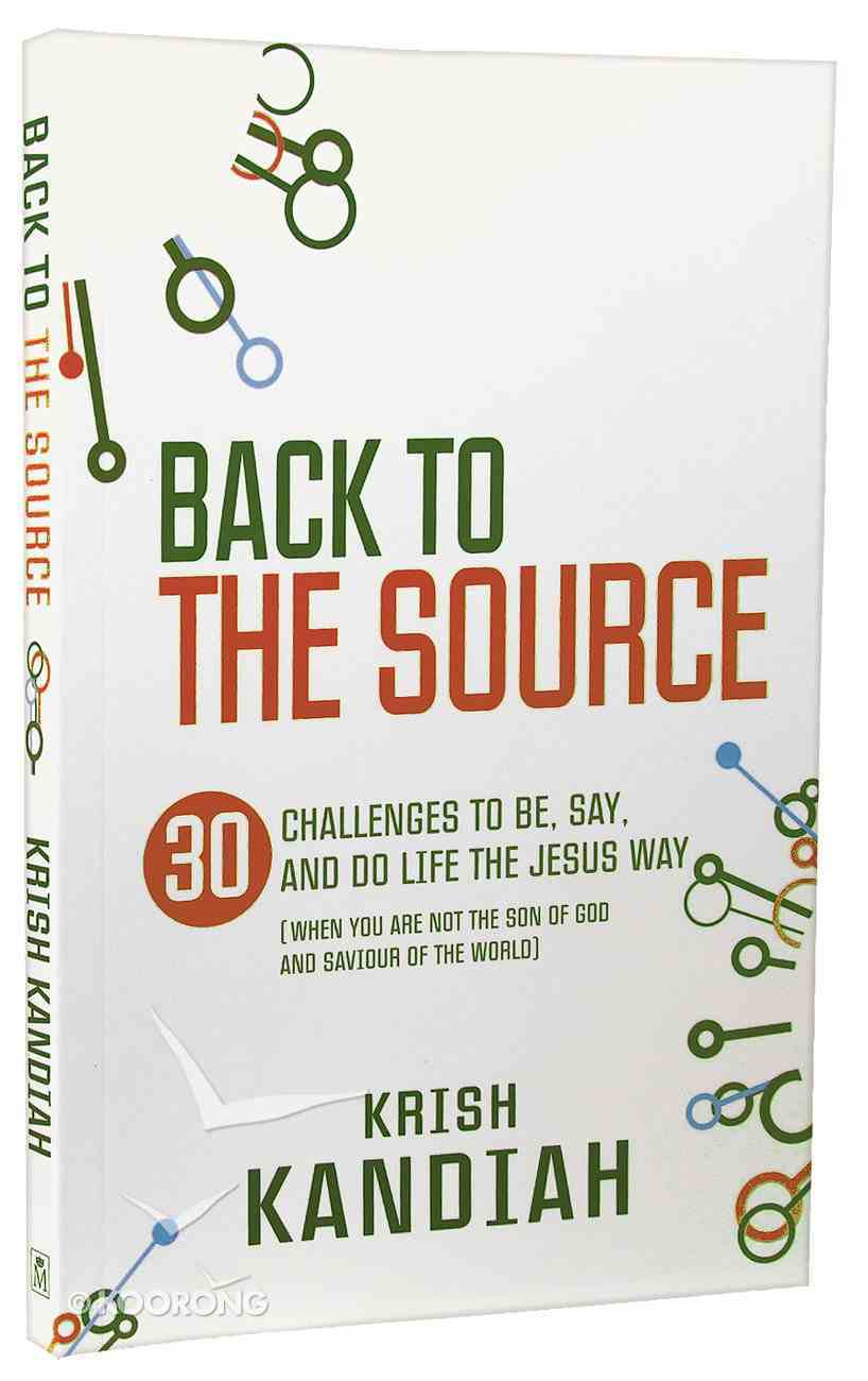 Back to the Source Paperback
