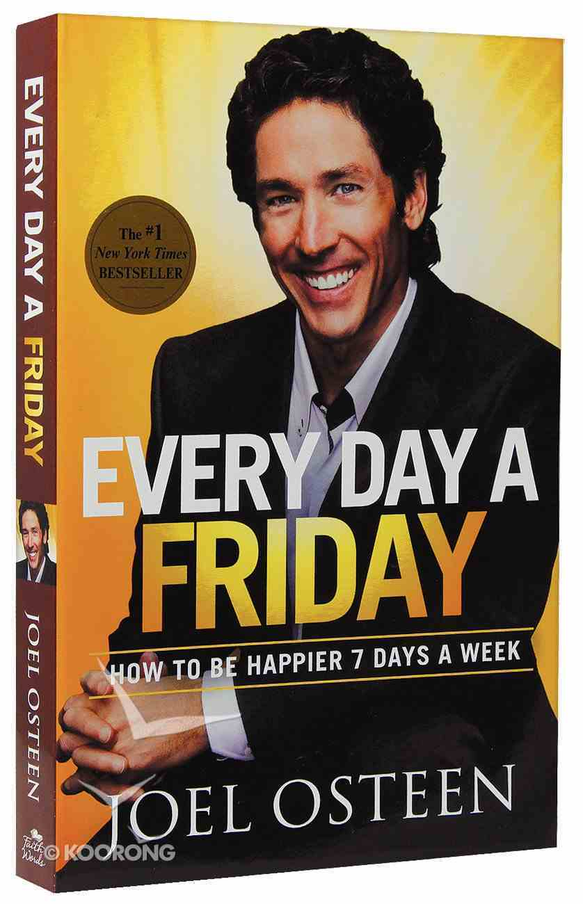 Every Day a Friday Paperback