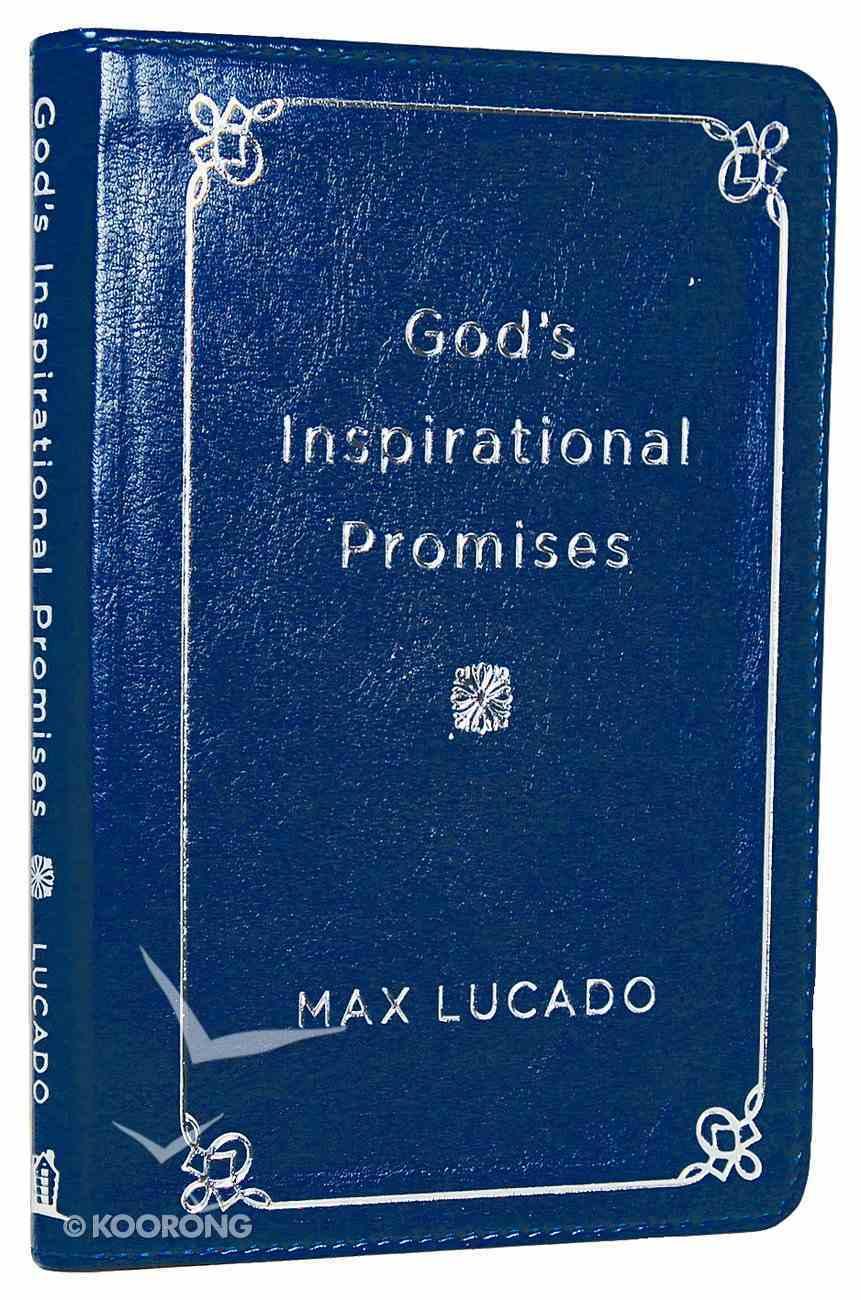 God's Inspirational Promises Imitation Leather