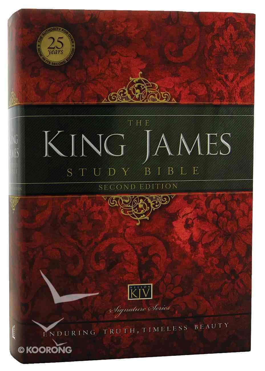 KJV Study Bible (Second Edition) Hardback