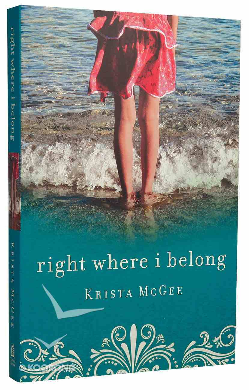 Right Where I Belong Paperback