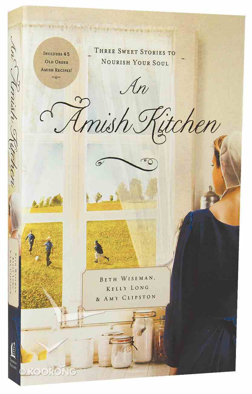 An Amish Kitchen Paperback