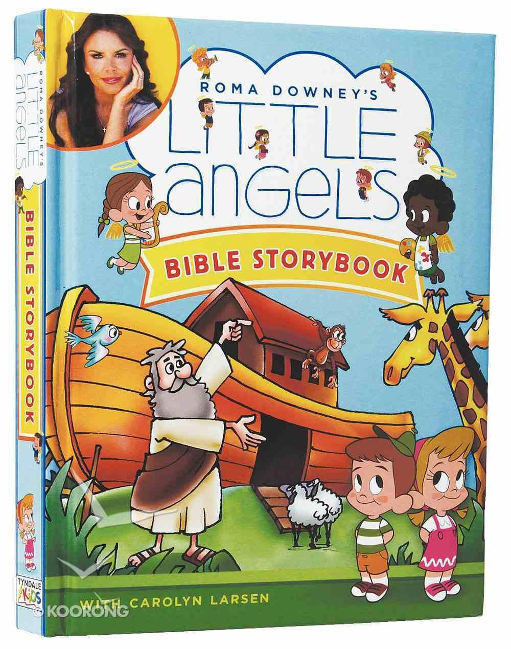 Little Angels Bible Storybook Hardback