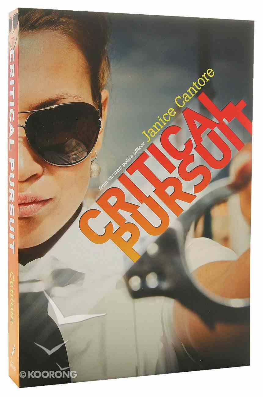 Critical Pursuit (#01 in Brinna Caruso Collection) Paperback