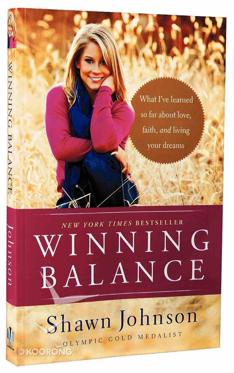 Winning Balance Paperback