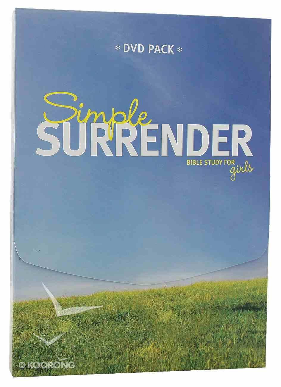 Simple Surrender (Student Leader Kit) Pack