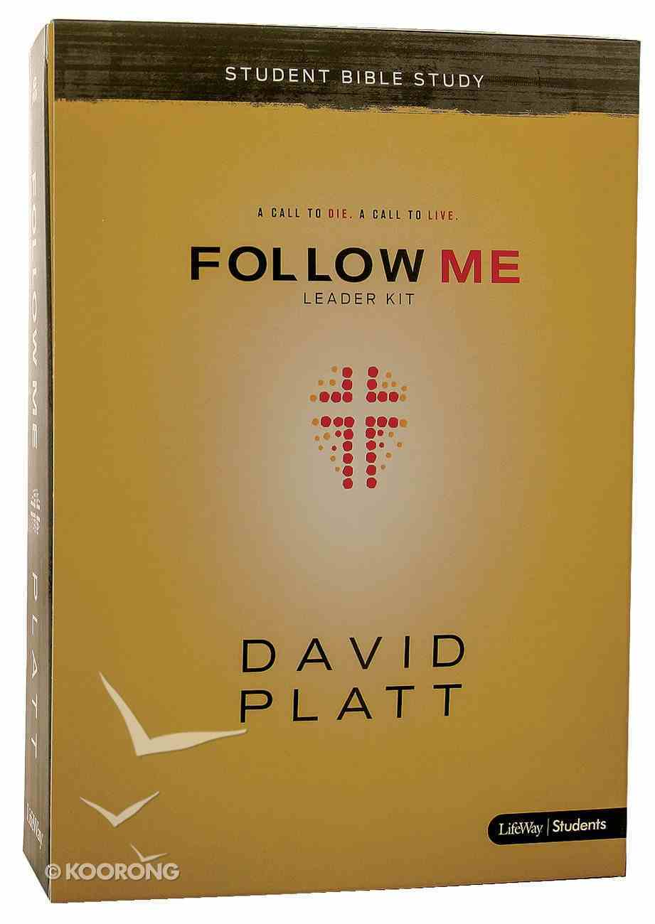 Follow Me (Student Dvd Leader Kit) Pack