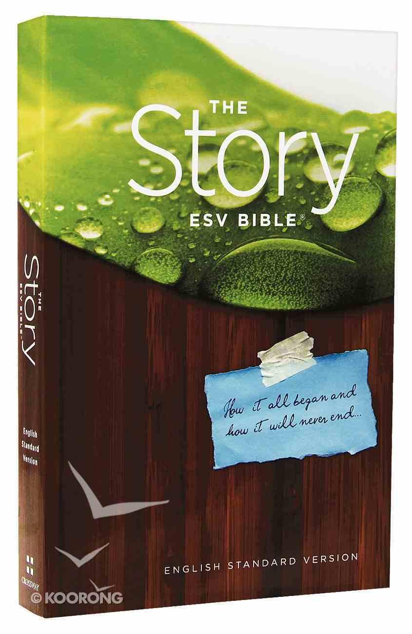 ESV the Story Bible (Black Letter Edition) Paperback