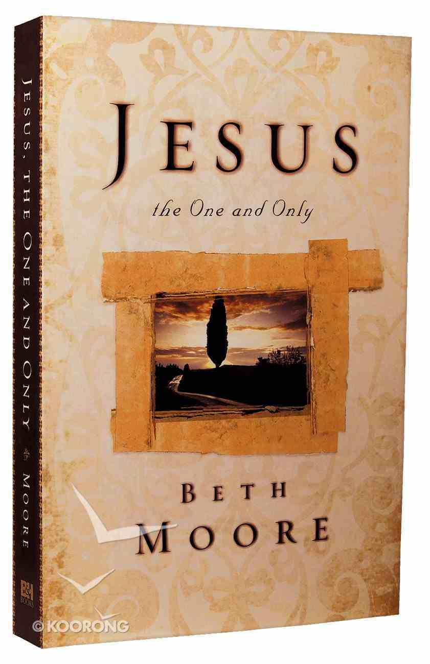 Jesus, the One and Only Paperback