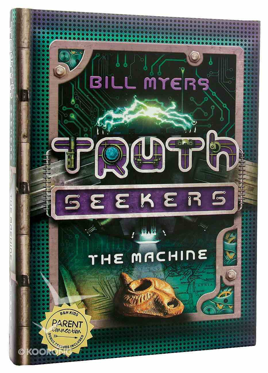 The Machine (#01 in Truth Seekers Series) Hardback
