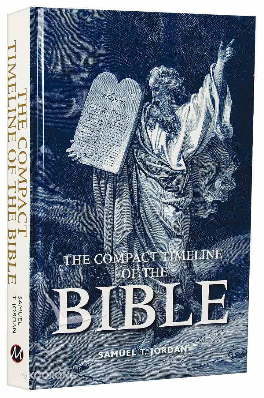 Compact Timeline of the Bible Hardback