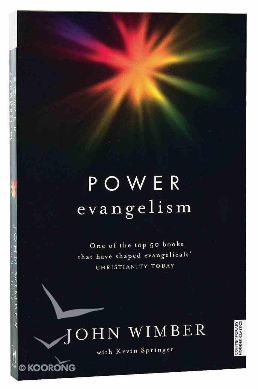Power Evangelism Paperback