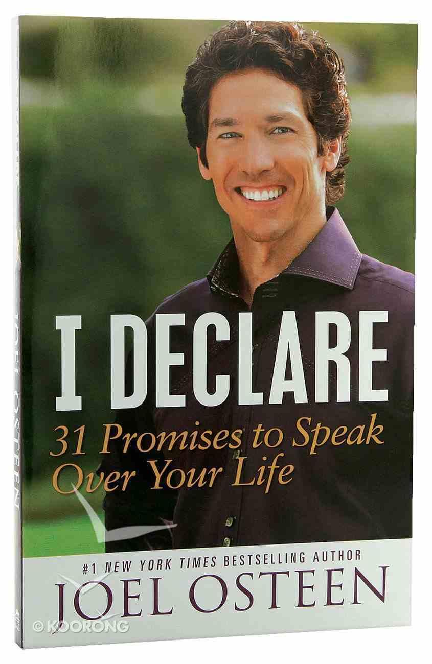 I Declare Paperback