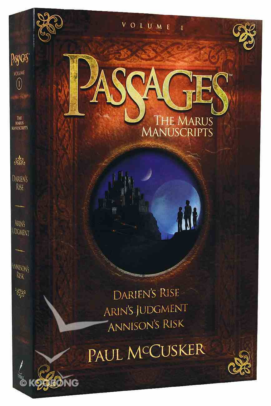 Passages (Marus Manuscripts) (#01 in Adventures In Odyssey Passages Series) Paperback