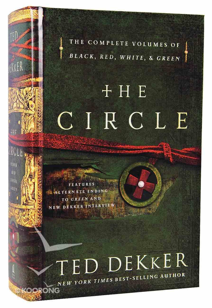 The Circle Series (4 Volumes in 1) (Dekker Trilogy The Circle Series) Hardback