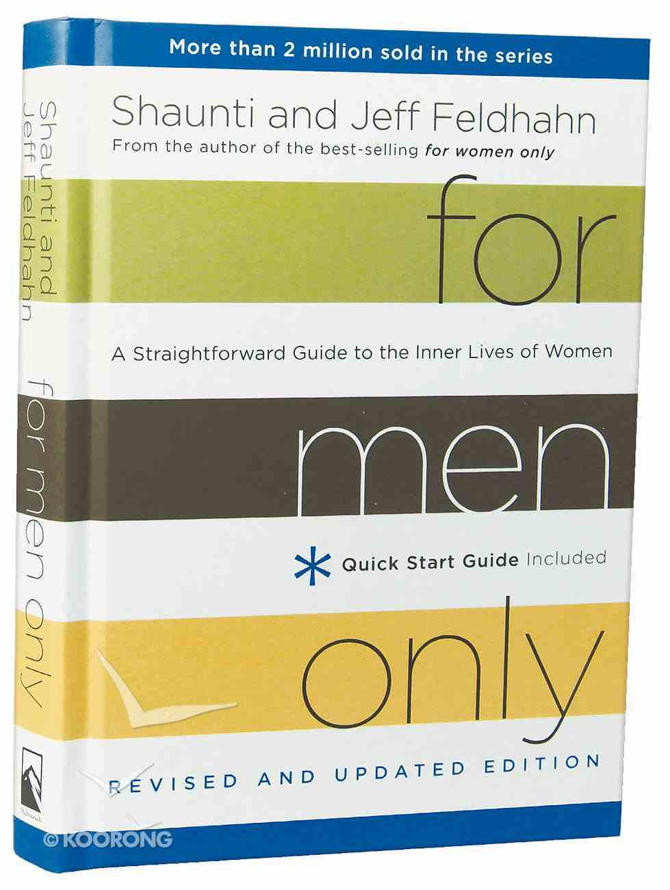 For Men Only (And Edition) Hardback