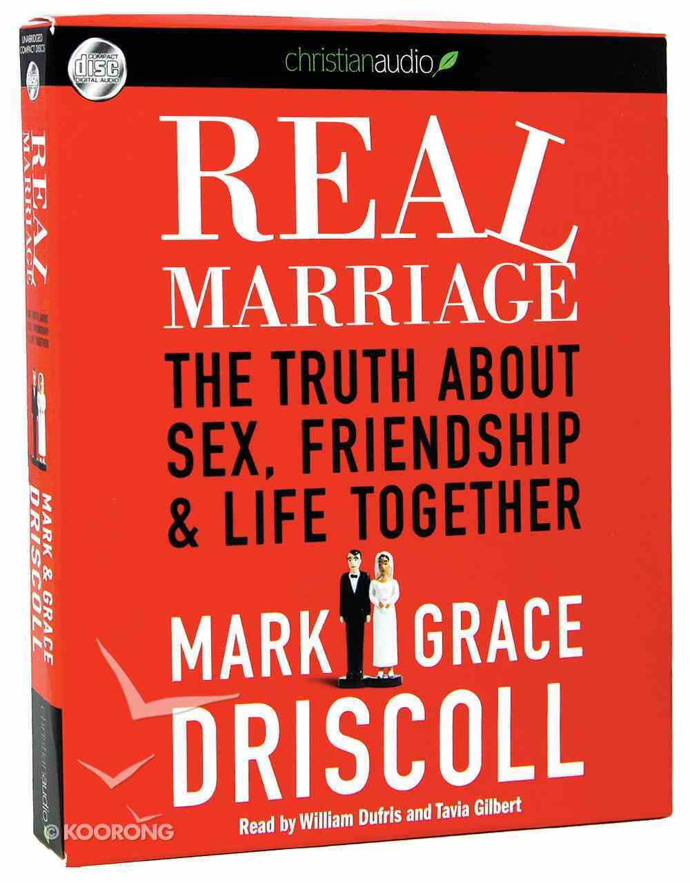 Real Marriage (Unabridged, 7 Cds) CD