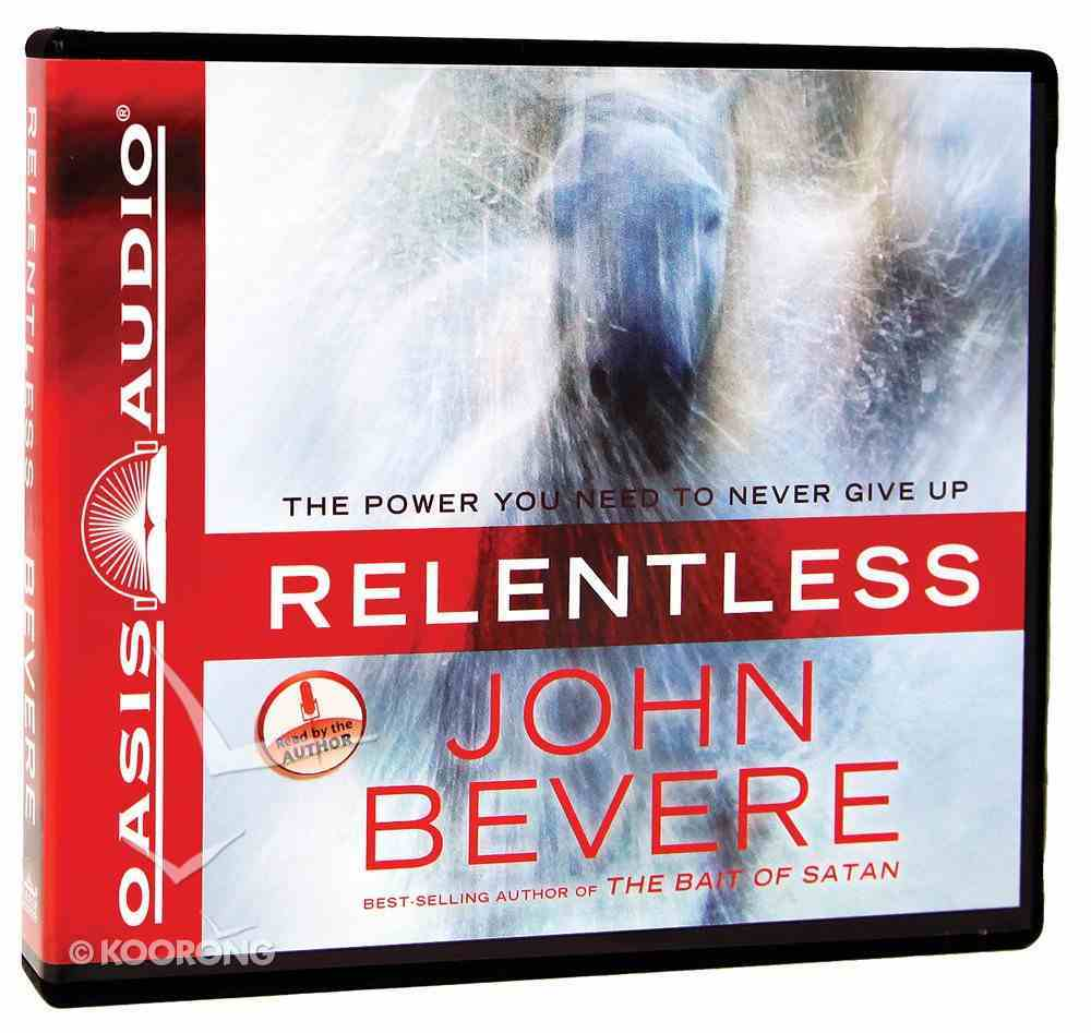Relentless: The Power You Need to Never Give Up (8 Cds) CD