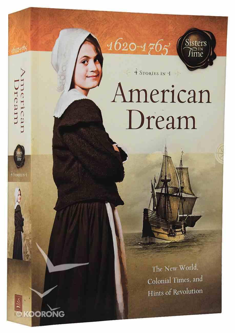 American Dream (4 in 1) (Sisters In Time Series) Paperback