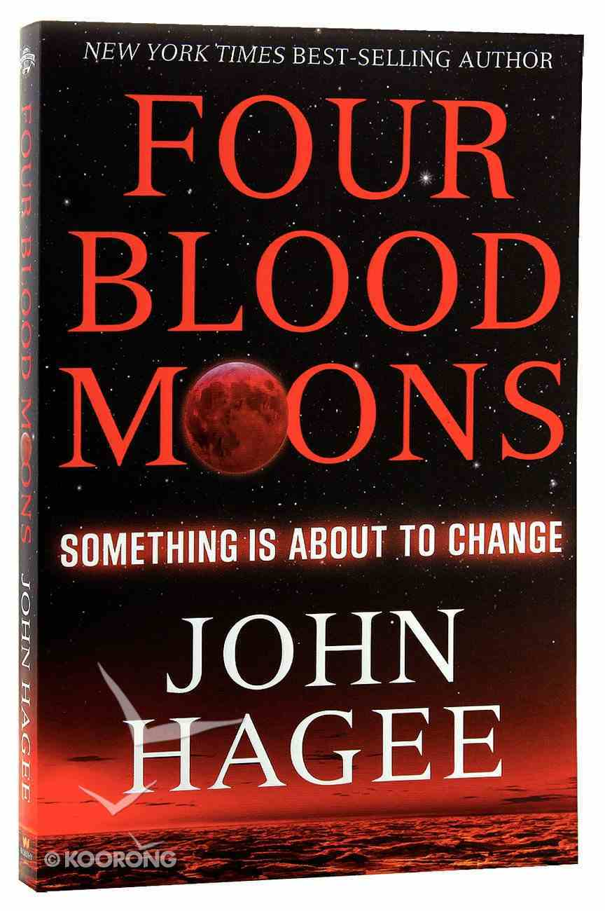 Four Blood Moons Paperback