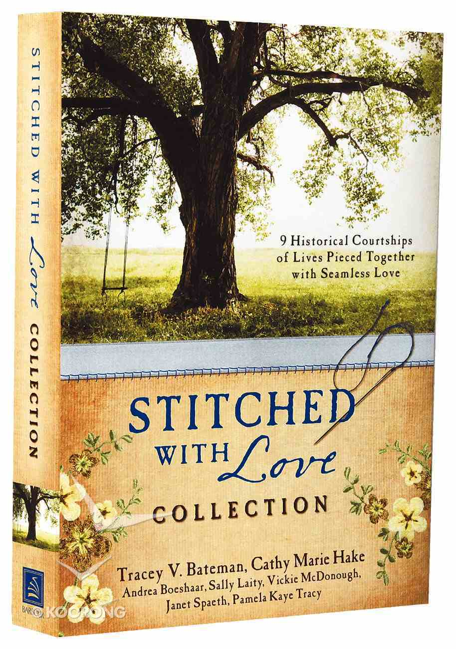 The Stitched With Love Romance Collection Paperback