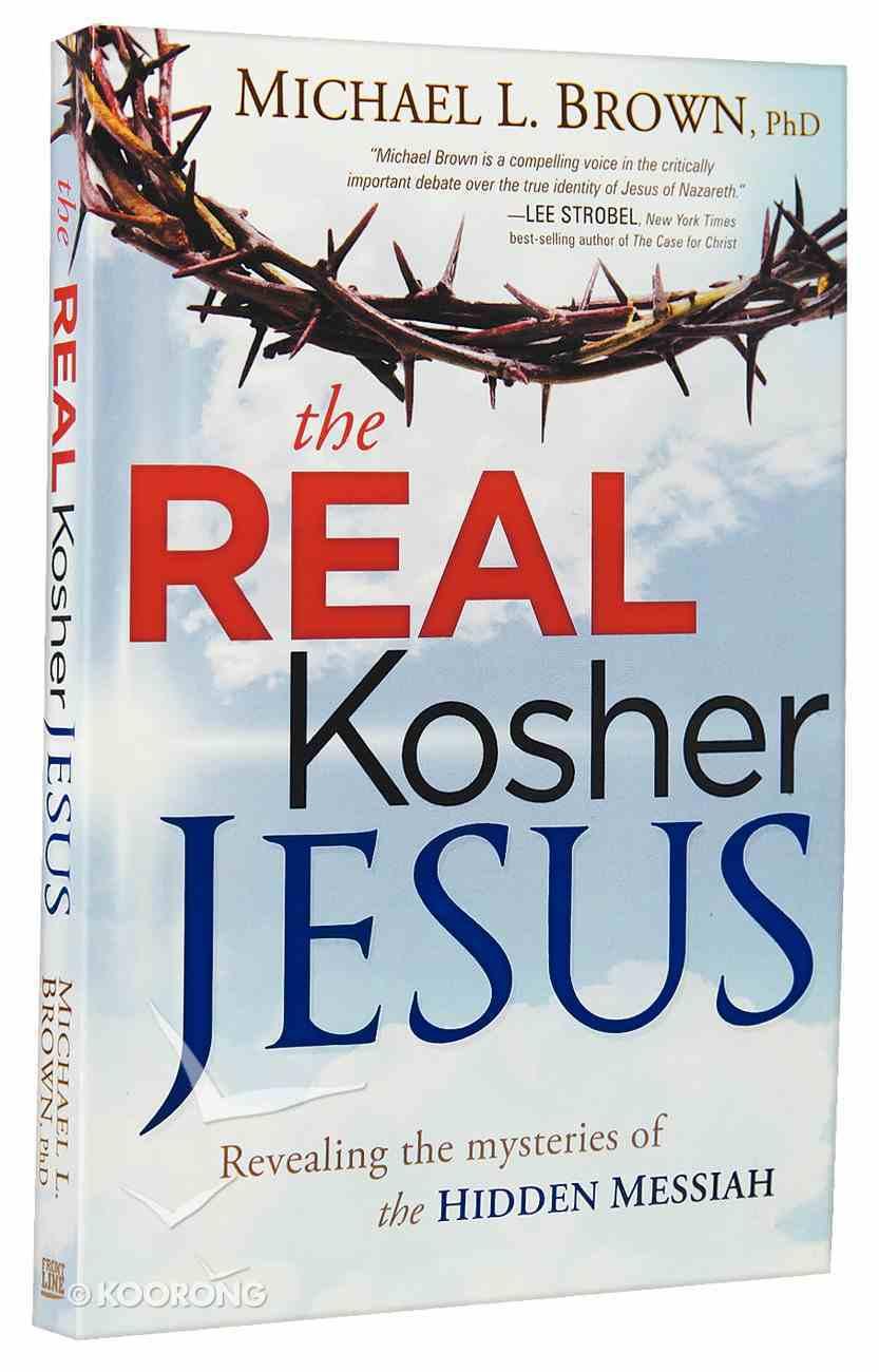 The Real Kosher Jesus Paperback