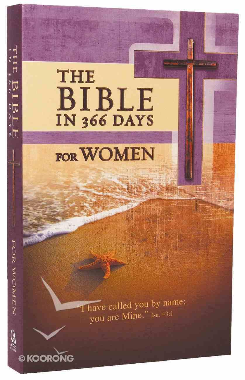 Bible in 366 Days For Women (Nlt) Paperback