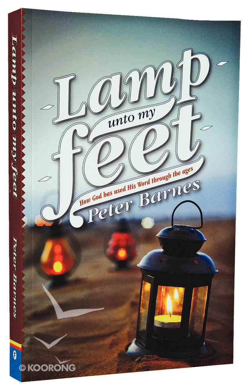 Lamp Unto My Feet PB Large Format