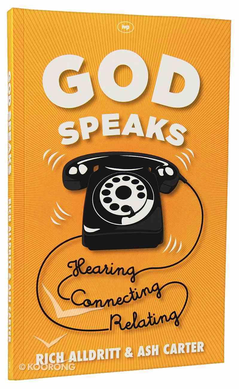 God Speaks Paperback