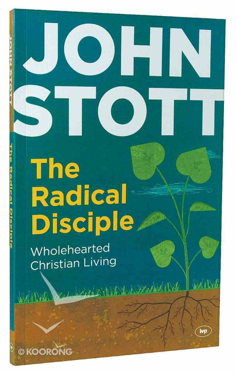 The Radical Disciple PB Large Format