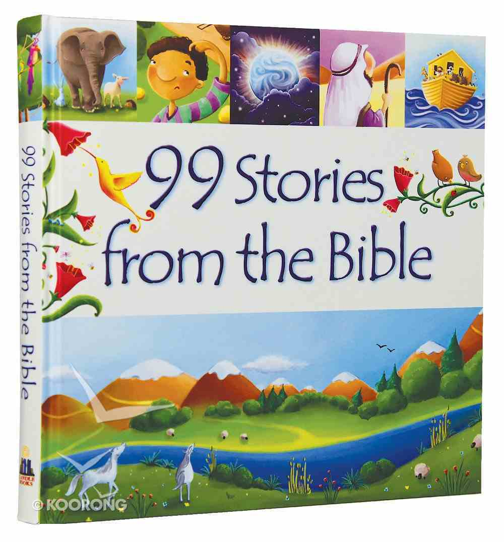 99 Stories From the Bible Hardback