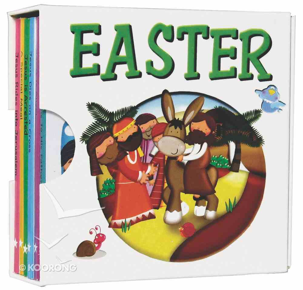 Candle Library: Easter (6 Board Books) Pack