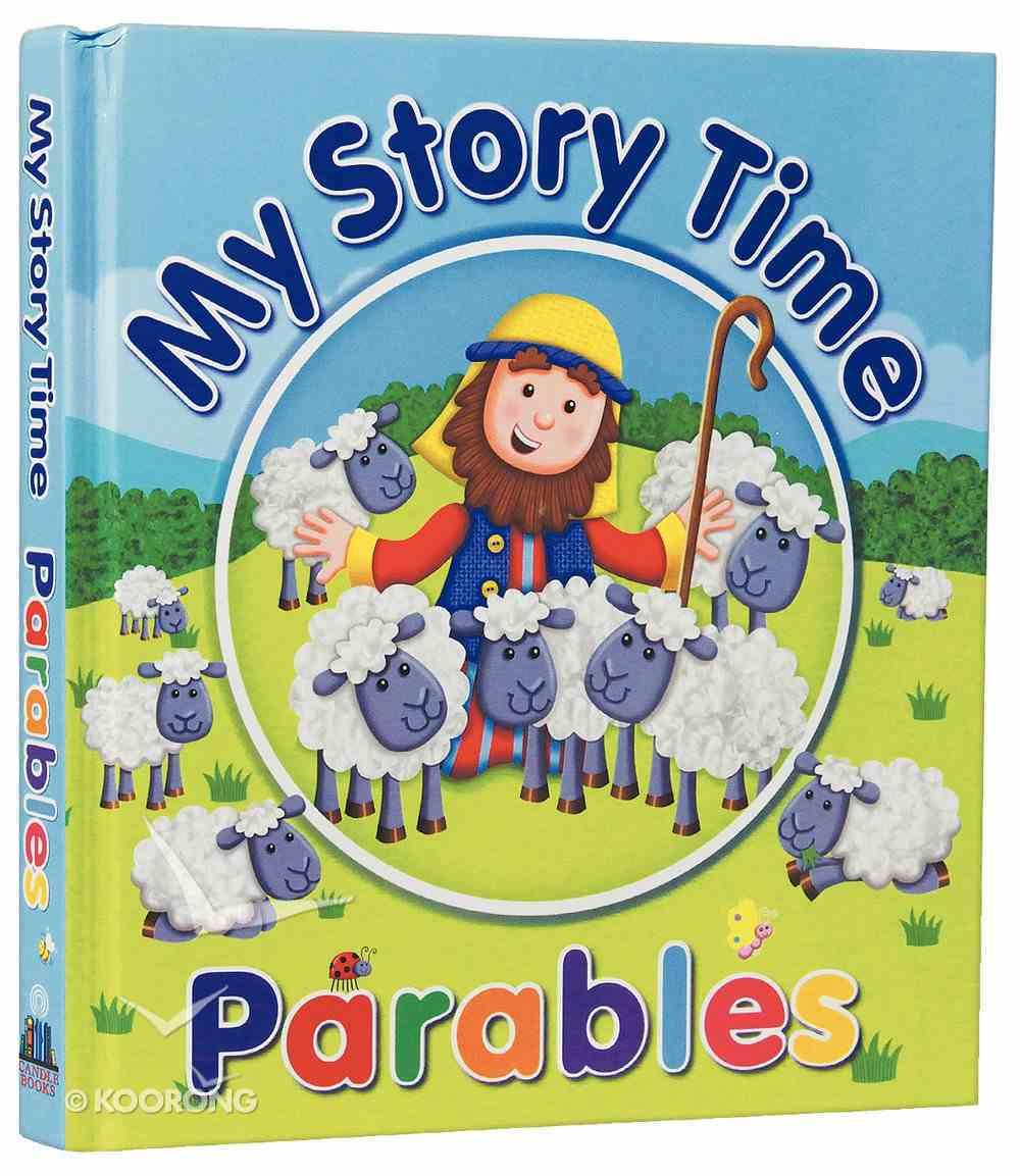 My Story Time Parables Hardback