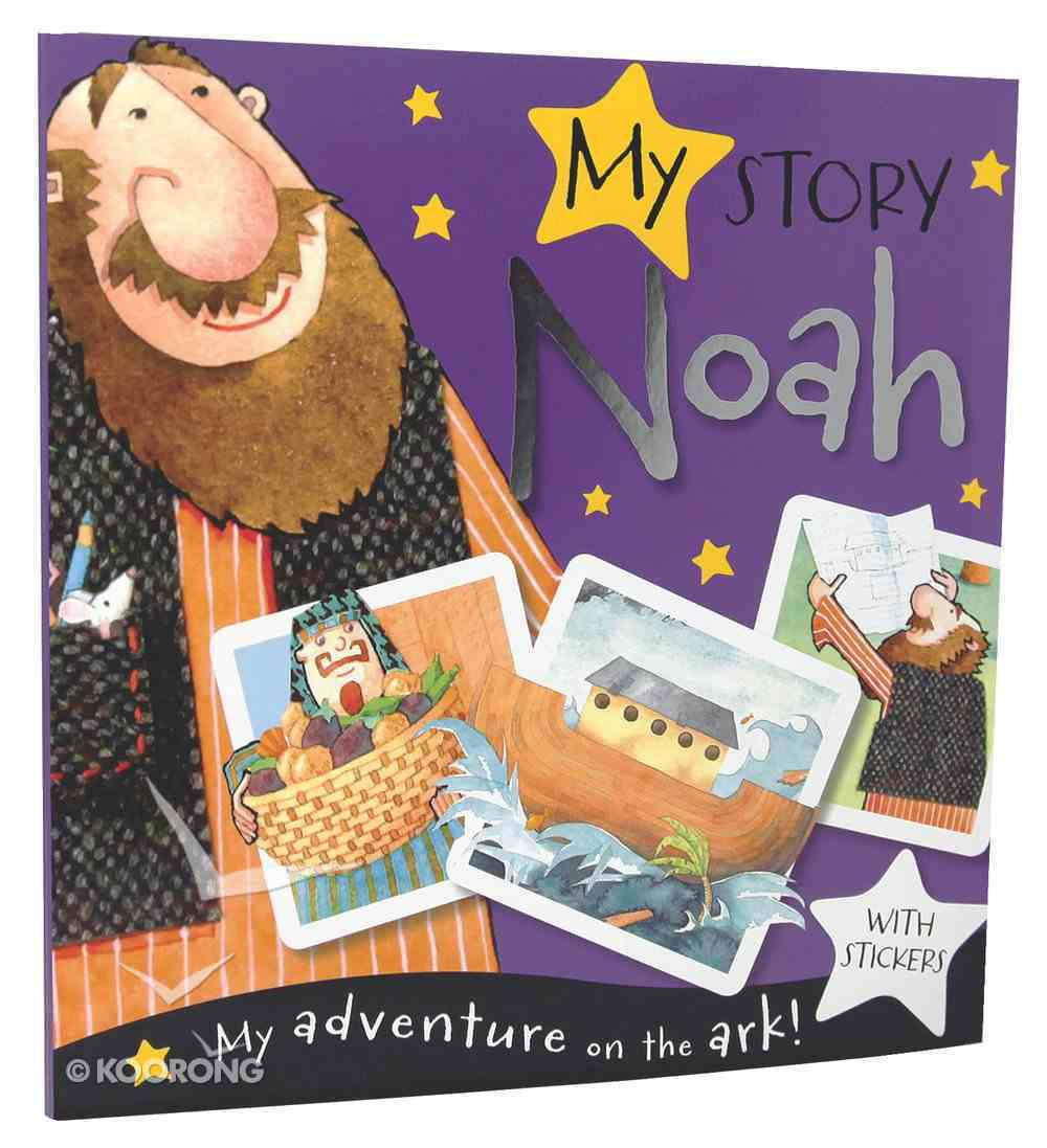My Story Noah (Includes Stickers) Paperback