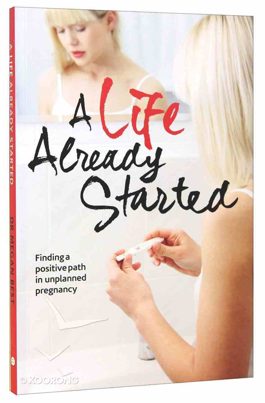 A Life Already Started Paperback